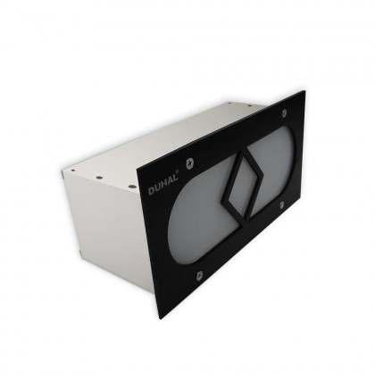 ĐÈN ÂM TƯỜNG LED 5W (DKA011)