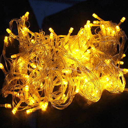 đèn led chớp nháy vàng