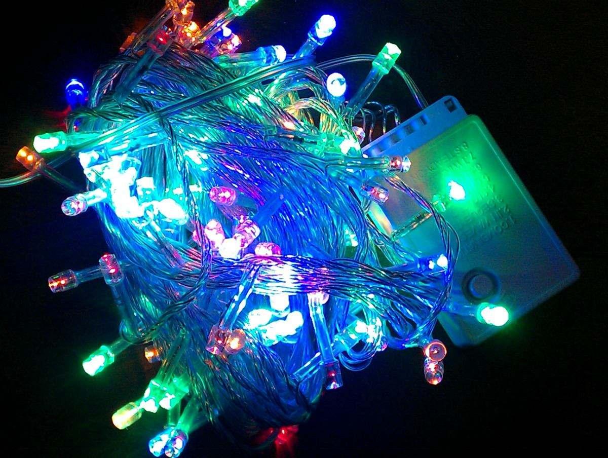 đèn led dây 7 màu của duhal