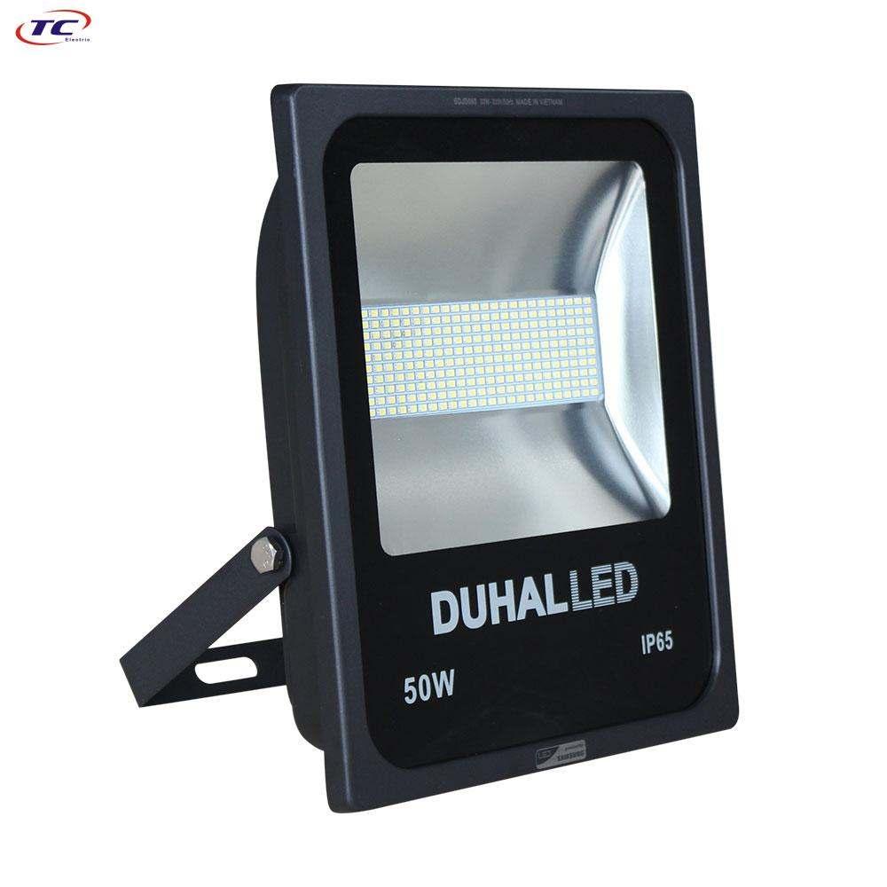 ứng dụng đèn led pha duhal