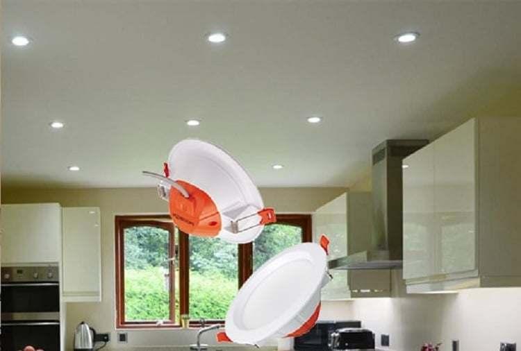 đèn led âm trần thạch cao có tốt không?