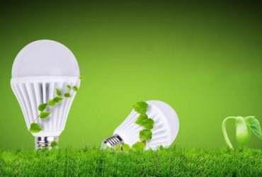 sử dụng bóng led tiết kiệm điện