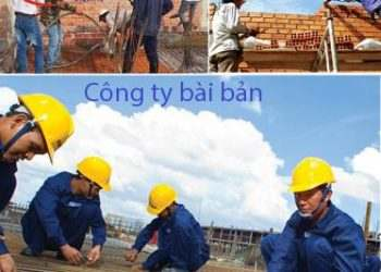 thầu xây dựng