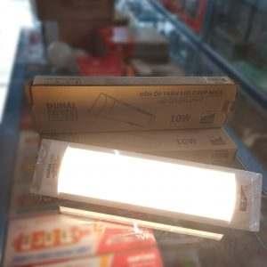 đèn ốp trần led chụp mica 10w (8)
