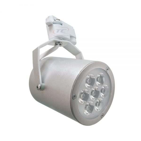 đèn led chiếu điểm thanh ray dia810-7505
