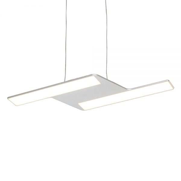 Đèn led treo trần trang trí phòng khách 20W (DTS06)