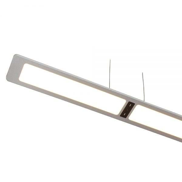 Đèn led treo trần trang trí phòng khách 21W (DTS05)