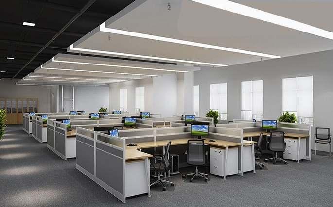 Đèn tuýp LED cho không gian văn phòng chuyên nghiệp hơn