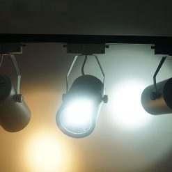 bộ đèn rọi thanh ray